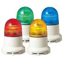 PATLITE PEW-230B-R PEW LED Warning Light Beacon Built-in Alarm Red