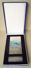 VERY RARE 14th World Parachuting Championships Yugoslavia 1978 PARTICIPANT MEDAL