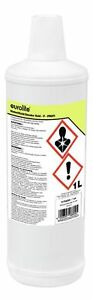 """Eurolite Profi Smoke Fluid """"P"""" Nebel Flüssigkeit für Nebelmaschine 1 L Flasche"""