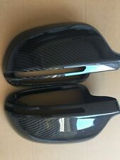 For Audi Q3 Carbon Fiber Wing Mirror Covers OEM-fit