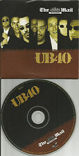 UB40 BEST of 15 TRX Europe Made LIMITED NEWSPAPER PROMO CD USA seller 2007