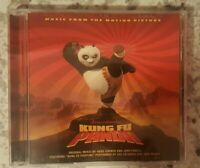 KUNG FU PANDA 1 ST CD Hans Zimmer & John Powell - Jack Black & Cee -Lo Green OST