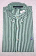 Camicie classiche da uomo viola a fantasia righe