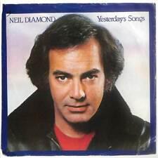 "Neil Diamond - Yesterday's Songs - 7"" Record Single"