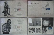 s2008) Raumfahrt Space USA Mercury Gemini 263 Belege Raritäten