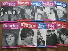 BEATLES MONTHLY  NOS 14 ONWARDS (20 TOTAL) AS LISTED- ALL VERY GOOD ORIGINALS