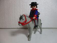 PLAYMOBIL Western / Lancier / Mexicain  / Style Santa Anna  / Davy Crockett