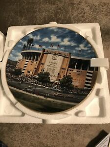 "Baltimore Memorial Stadium ""Home of the Orioles"" Plate"