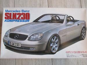 Fujimi Mercedes Benz SLK 230 1/24