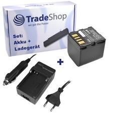Batería + CARGADOR para JVC gr-d240e gr-d245 gr-d245e gr-d270 gr-d370 gr-df425 gr-x5