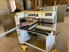 Vitap Linea 42n Double Row Line Boring Machine Withtwo 21 Spindle Boring Heads