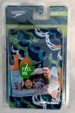 Speedo Kids Fabric Armbands - Blue/Orange/Green/White