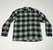 Levis Skateboarding Long Sleeve Flannel Shirt M/XL