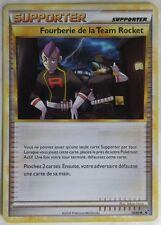 2010 FOURBERIE DE LA TEAM ROCKET FRENCH POKEMON 78/90 CARD           (INV13890)