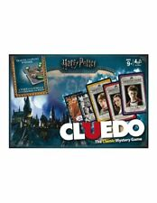 NEW Harry Potter Cluedo