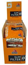 Gizeh Slim Filter Aktivkohle 20 Beutel à 120 Filter (kein Versandkosten)