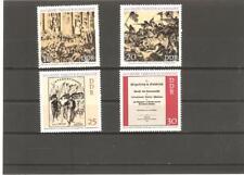 Briefmarken---DDR---1971-----Postfrisch----Mi 1655 - 1658---------