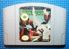 Nintendo N64 Game: Star Fox 64 Cart Only.