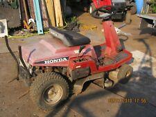 honda ride on lawn mower spares repair
