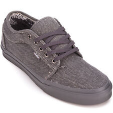 NEW VANS CHUKKA LOW DISTRESSED TEXTILE  SIZE MENS 6.5 24.5 CM SHOES WOMENS 8