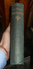 1854 Badham's Ancient and Modern Fish Tattle -  Facts and fancies about fish