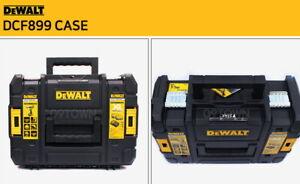 DeWalt OEM Hard Plastic Case for DCF899 FreeTrack# Shipping Original Carrier Box