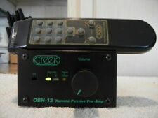 Creek Obh-12 Passive Preamplifier with Remote Control in Excellent Condition