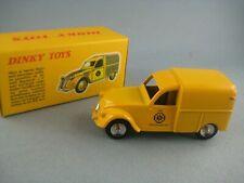 Dinky Toys F Atlas Citroen 2cv Fourgon Wegenwacht 562 H Neuf Boite Post NL 1/43
