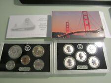 2018 San Francisco Mint Silver Reverse Proof Set