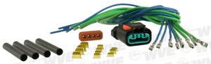 Evaporative Emis Sys Leak Detection Pump Connector WVE BY NTK 1P1493