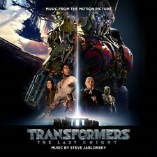 Transformers The Last Knight - 2 x CD Complete - Limited 3000 - Steve Jablonsky
