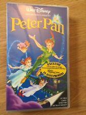 PETER PAN  Walt Disney VHS SECAM 0245/22 - Les Grands Classiques NEUF !