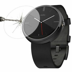For Motorola Moto 360 46MM Tempered Glass Screen Protector Guard Ultra Clear