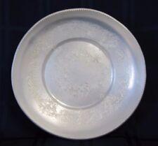 Original Vintage Forged Aluminum Decorative Bowl- 11.75 x 11.75 Inches