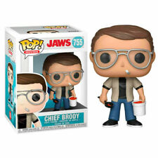"DAMAGED BOX JAWS CHIEF BRODY  3.75"" POP VINYL FIGURE FUNKO 755 IN STOCK"