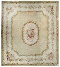 Antique Aubusson  Rug, Circa 1770 (14' x 16')