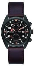 Hanowa Swiss Military SM34302AEU/H03S Gents Squadron Brown Strap Watch RRP £395
