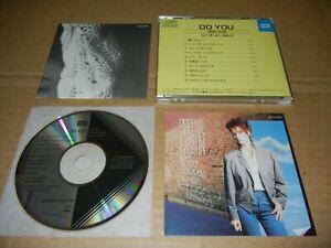 """Sheena Easton """"Do You"""" Japan CD CP32-5095 3200Yen Black Triangle"""