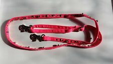 NEW Dog Leash, PINK BLING, 48""