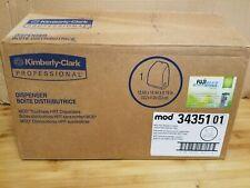 "Touchless Kimberly-Clark Professionalâ""¢ Mod Paper Towel Dispenser, Black"