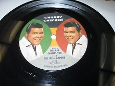 "CHUBBY CHECKER Ray Charles-ton 45 7"" 4 TRACK EX- US EP PARKWAY SUPER RARE Listen"