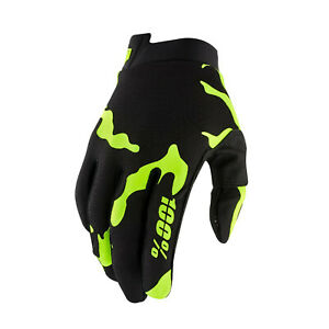100 Percent Youth Kids iTrack Salamander Motocross Gloves