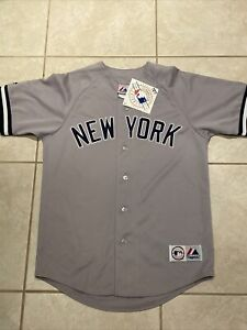 New York Yankees  Road Jersey Men's Size Medium Brand New W/tag