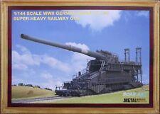 Soart Art 1/144 Dora 80cm Super Heavy Railway Gun MT-9511