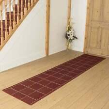 Checked Modern Rug & Carpet Runners