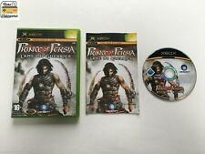 PRINCE OF PERSIA L'AME DU GUERRIER sur Microsoft Xbox 1ère FR #RETROGAMING