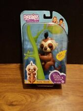 Authentic Fingerlings Kingsley, the Baby Sloth (NRFB, HTF, In Hand)
