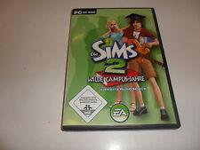 PC   Die Sims 2: Wilde Campus Jahre