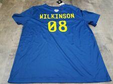 Wilkinson #08 Australia Wsl Surfing Jersey $59 sz L vans Official practice nwt