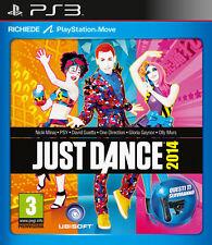 Just Dance 2014 PS3 Playstation 3 IT IMPORT UBISOFT